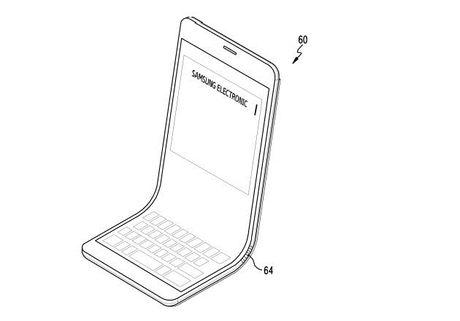 Ngam concept dien thoai gap sieu la cua Samsung - Anh 5