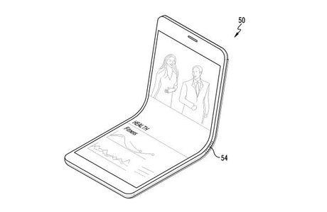 Ngam concept dien thoai gap sieu la cua Samsung - Anh 6