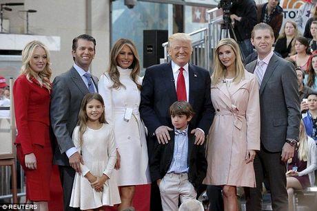 Con gai ut cuc sang chanh cua Donald Trump - Anh 11