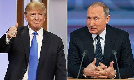 Lanh dao Nga bi to giup ong Trump thanh Tong thong? - Anh 1