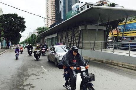 Buyt nhanh BRT Ha Noi bao gio van hanh? - Anh 1
