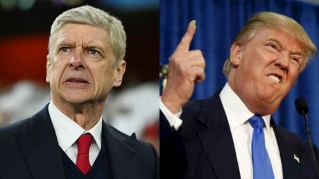 Donald Trump muon day Wenger xuong dia nguc - Anh 1