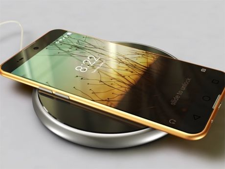 iPhone 8 se co man hinh OLED cong nghe moi - Anh 1