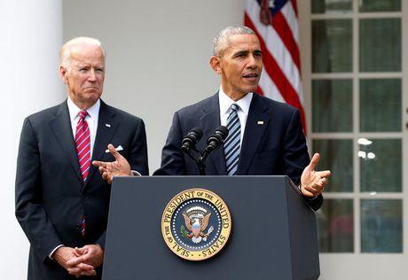 Nhan vien Nha Trang bat khoc khi ong Obama phat bieu sau bau cu - Anh 1