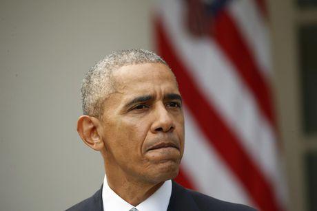 Nhan vien Nha Trang bat khoc khi ong Obama phat bieu sau bau cu - Anh 4