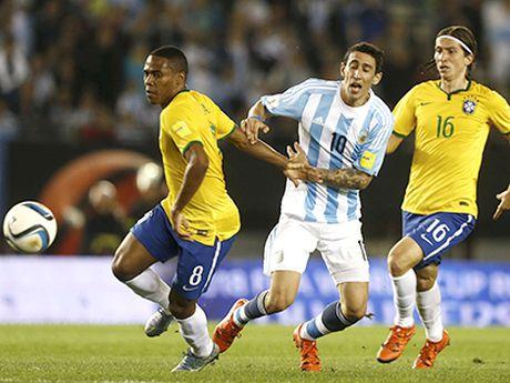 Dai chien Brazil - Argentina: Khong chi co Neymar va Messi! - Anh 1