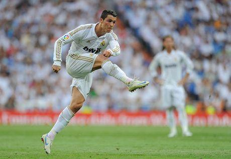 Chum anh: 15 doi giay may man nhat cua Cristiano Ronaldo - Anh 5