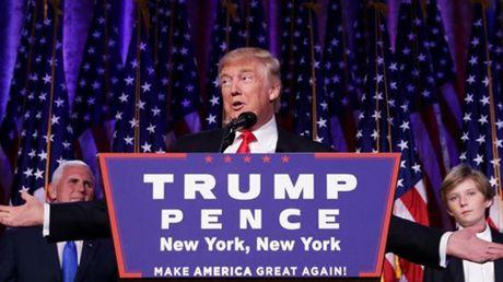 Ong Trump chua co ke hoach truy to ve vu thu dien tu cua ba Hillary - Anh 1