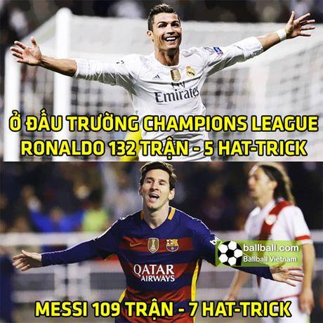 Biem hoa 24h: Messi gay 'bao' voi hinh xam moi - Anh 8