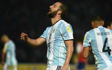 Doi hinh 'sieu manh' ket hop giua Brazil voi Argentina - Anh 11