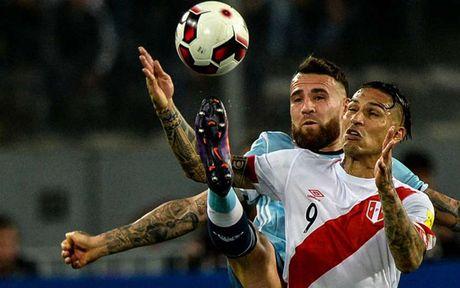 Doi hinh 'sieu manh' ket hop giua Brazil voi Argentina - Anh 4