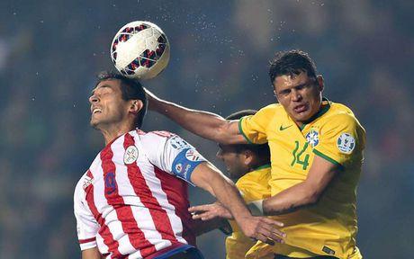 Doi hinh 'sieu manh' ket hop giua Brazil voi Argentina - Anh 5
