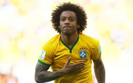 Doi hinh 'sieu manh' ket hop giua Brazil voi Argentina - Anh 6