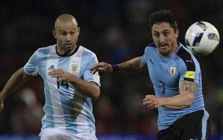 Doi hinh 'sieu manh' ket hop giua Brazil voi Argentina - Anh 8