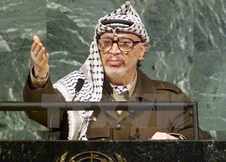Palestine: Da dieu tra duoc thu pham gay ra cai chet cua ong Arafat - Anh 1