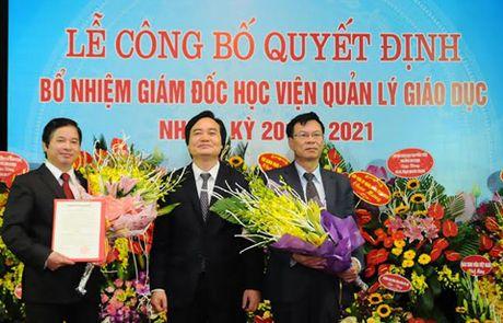 Bo nhiem nhan su mot so co quan Trung uong - Anh 3