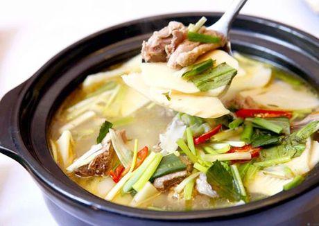 Canh ga nau mang – ngot ngon den giot cuoi cung - Anh 4