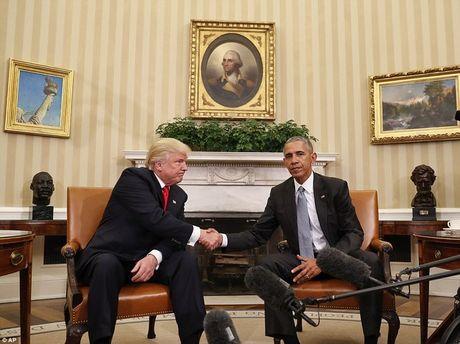 Trump lan dau tien gap Obama o Nha Trang - Anh 2