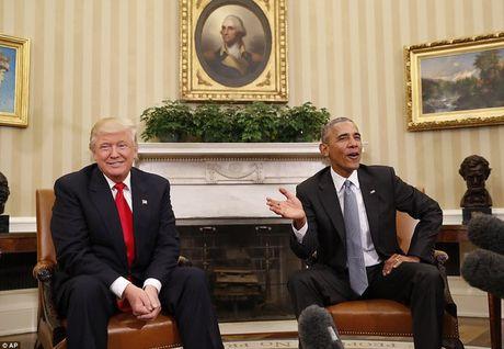 Trump lan dau tien gap Obama o Nha Trang - Anh 3