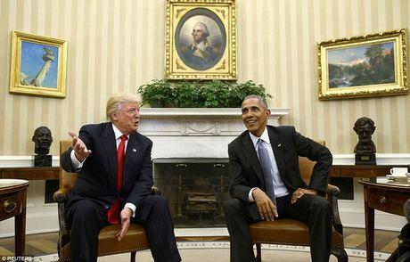 Trump lan dau tien gap Obama o Nha Trang - Anh 4