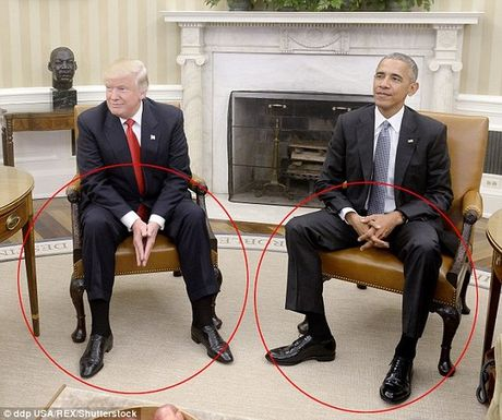 Trump gap Obama: Noi mot dang, cu chi mot neo - Anh 3