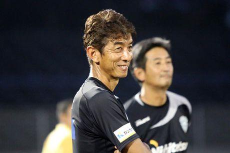 HLV Avispa Fukuoka quyet tam danh bai DT Viet Nam - Anh 1