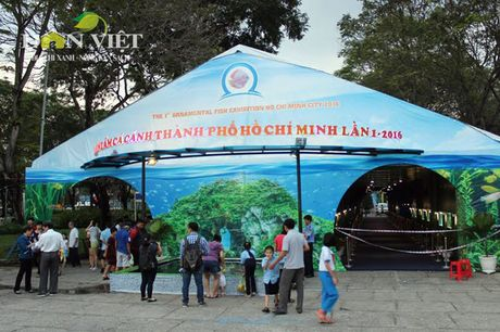 Hoi cho Hi-tech Agro 2016: 'Nong nghiep thong minh' len ngoi - Anh 3