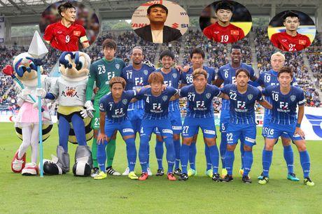 'Meu do' vi thanh tich thi dau cua CLB Avispa Fukuoka - Anh 1