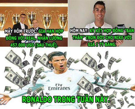 HAU TRUONG (11.11): Pele nhan Cong Vinh lam 'de tu chan truyen' - Anh 2