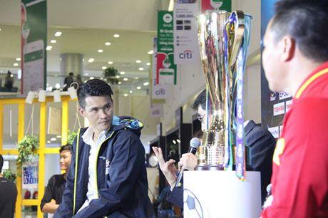 Cong Vinh quyet cung DT Viet Nam vuot Thai Lan vo dich AFF Cup 2016 - Anh 1