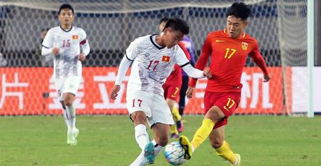 U22 Viet Nam bat ngo bo khong du BTV Cup 2016 - Anh 1