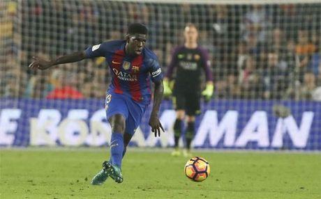 Tu tuyen Phap, Umtiti bao tin du cho Barcelona - Anh 1