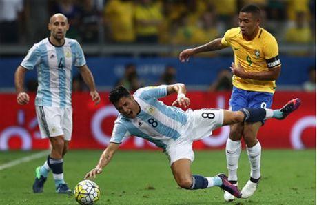 Co Messi, Argentina van tham bai truoc Brazil - Anh 3