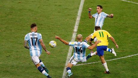 Co Messi, Argentina van tham bai truoc Brazil - Anh 4