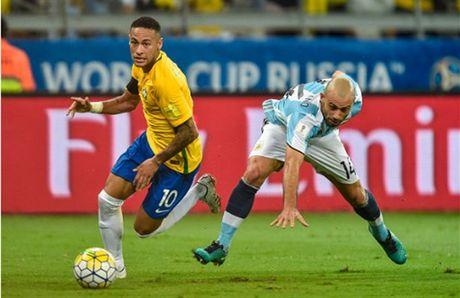 Co Messi, Argentina van tham bai truoc Brazil - Anh 6