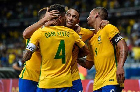 Co Messi, Argentina van tham bai truoc Brazil - Anh 7