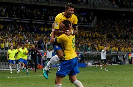 Co Messi, Argentina van tham bai truoc Brazil - Anh 8