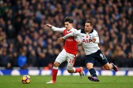 Tin buon cho Arsenal, Bellerin phai nghi thi dau den het thang 11 - Anh 1