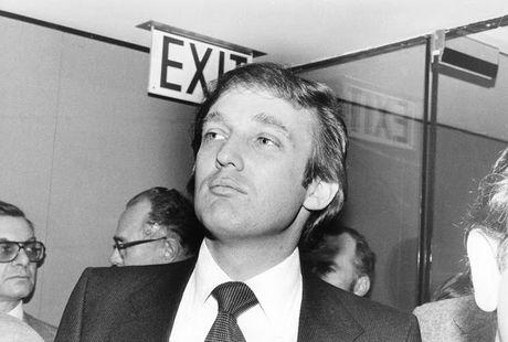 Anh an tuong ve ong Donald Trump hoi nhung nam 1970 - Anh 4