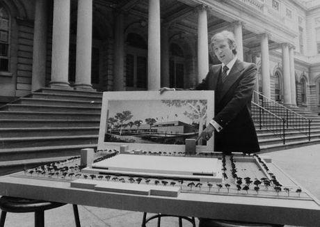 Anh an tuong ve ong Donald Trump hoi nhung nam 1970 - Anh 6