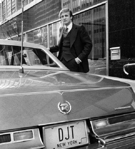 Anh an tuong ve ong Donald Trump hoi nhung nam 1970 - Anh 7