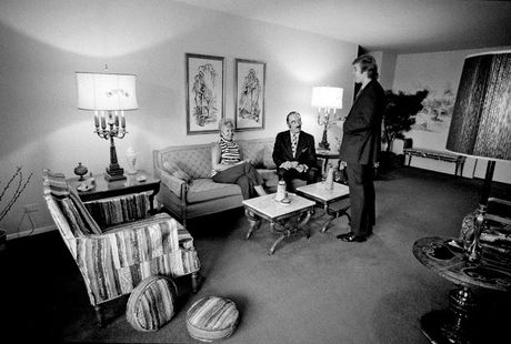Anh an tuong ve ong Donald Trump hoi nhung nam 1970 - Anh 8