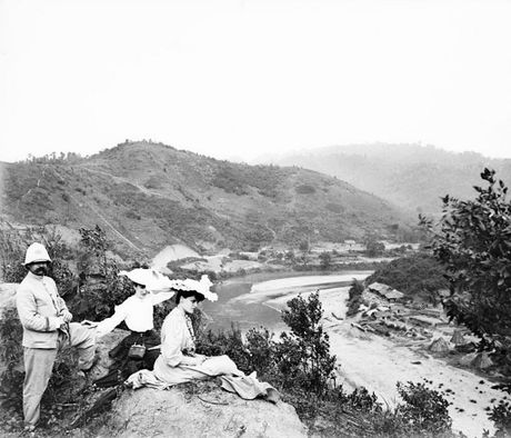 Anh cuc quy gia ve Lao Cai nam 1906 - Anh 8