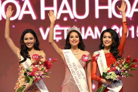 Cuoc thi Hoa hau hoan vu Viet Nam 2017 ram ro khoi dong - Anh 1