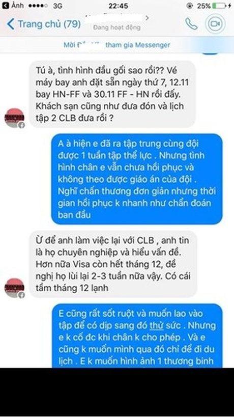 Tu 'ngua' va giot nuoc mat chua the sang Duc thu viec - Anh 2
