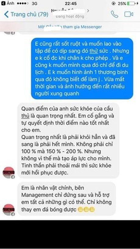 Tu 'ngua' va giot nuoc mat chua the sang Duc thu viec - Anh 3