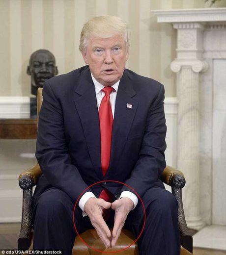 Nhung cu chi day an y trong cuoc gap Donald Trump-Barack Obama - Anh 6