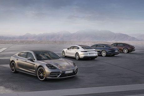 Porsche Panamera 2017 ban 'than dai' co gia tu 1,8 ty - Anh 1
