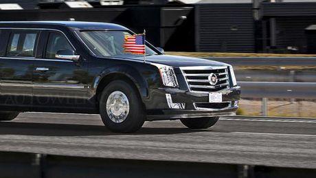 Tong thong Donald Trump se dung sieu xe gi sau dac cu? - Anh 1