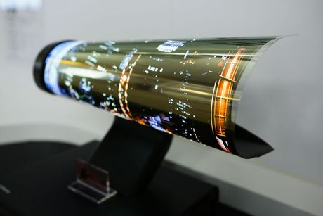 TV dan tuong mong 1 mm cua LG se ra mat vao nam 2017 - Anh 1